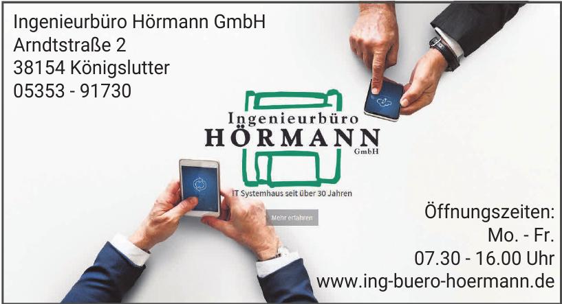 Ingenieurbüro Hörmann GmbH