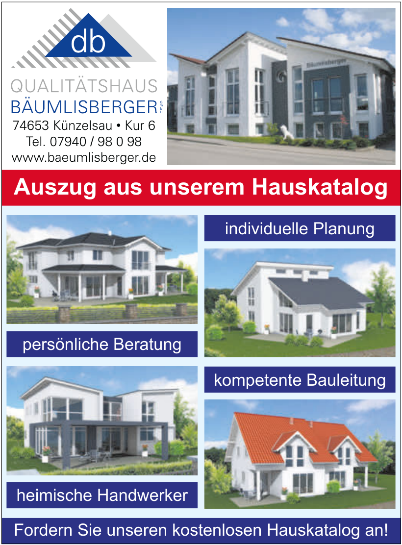 Qualitätshaus Bäumlisberger GmbH