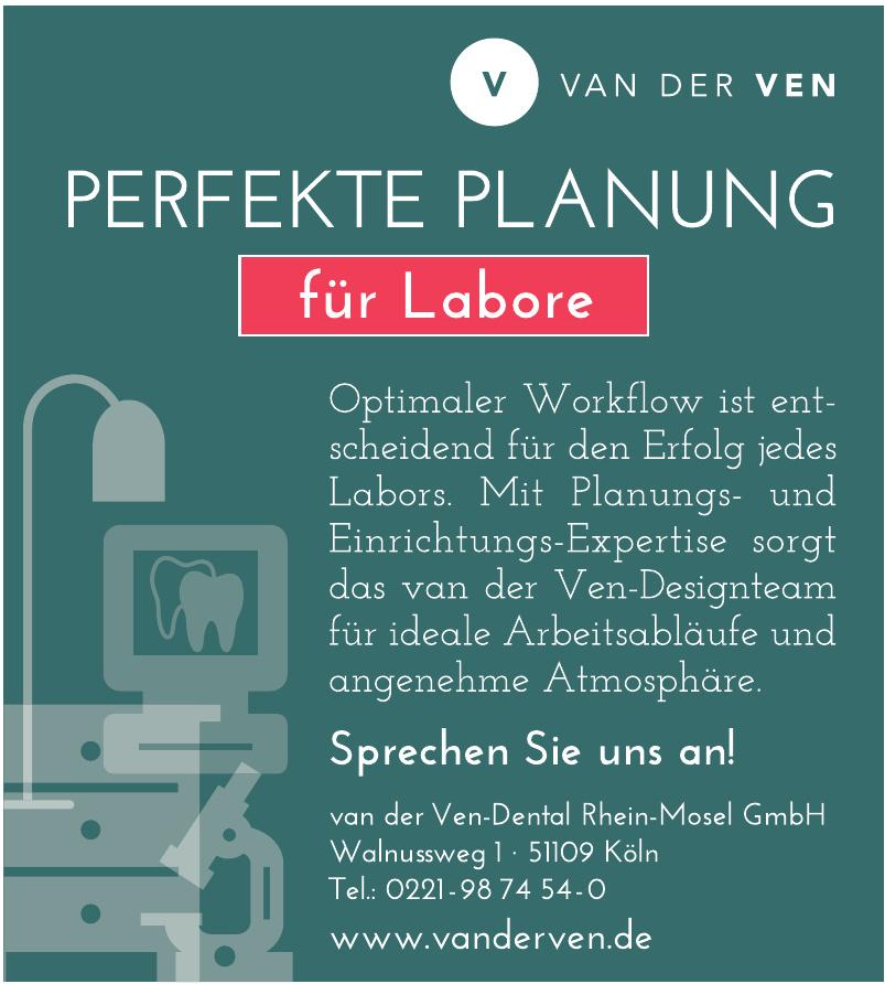 van der Ven – Dental GmbH & Co. KG