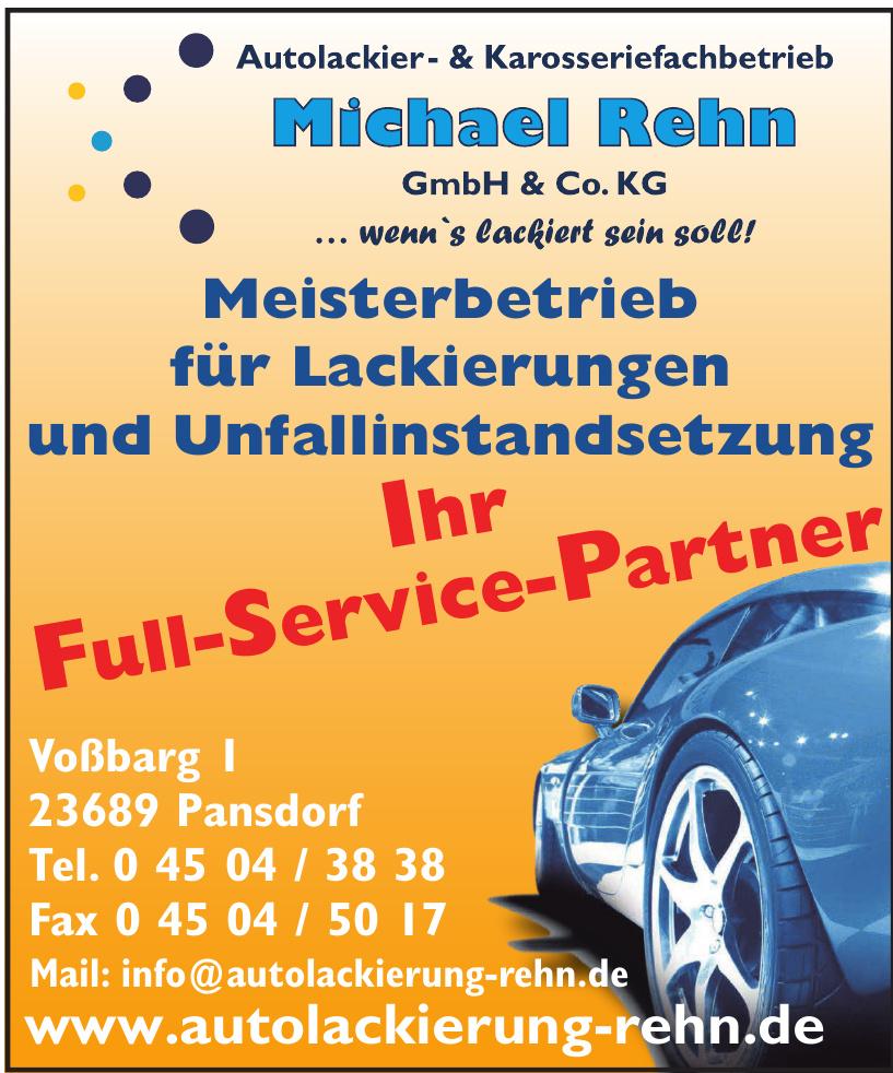 Michael Rehn Autolackierung