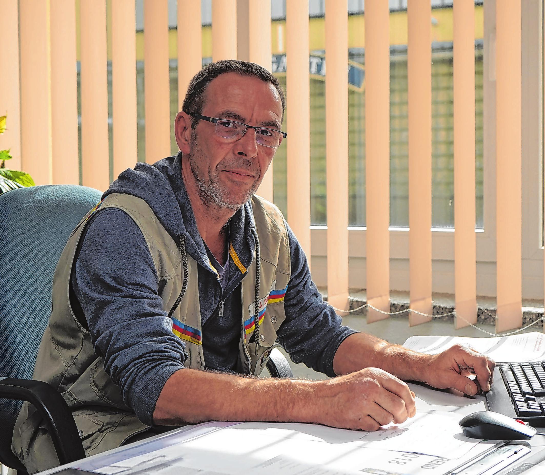 Jens Domke ist Geschäftsführer der Marx & Domke GmbH.