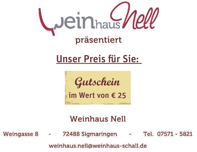 Weinhaus Nell