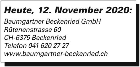 Baumgartner Beckenried GmbH