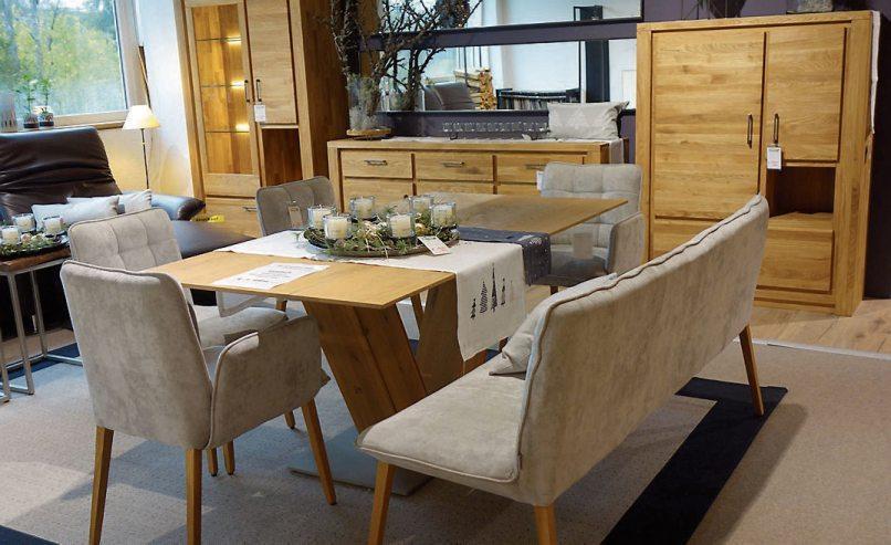 Neueste Wohntrends und schöne Accessoires gibt es bei Massivholzmöbel Hempel.