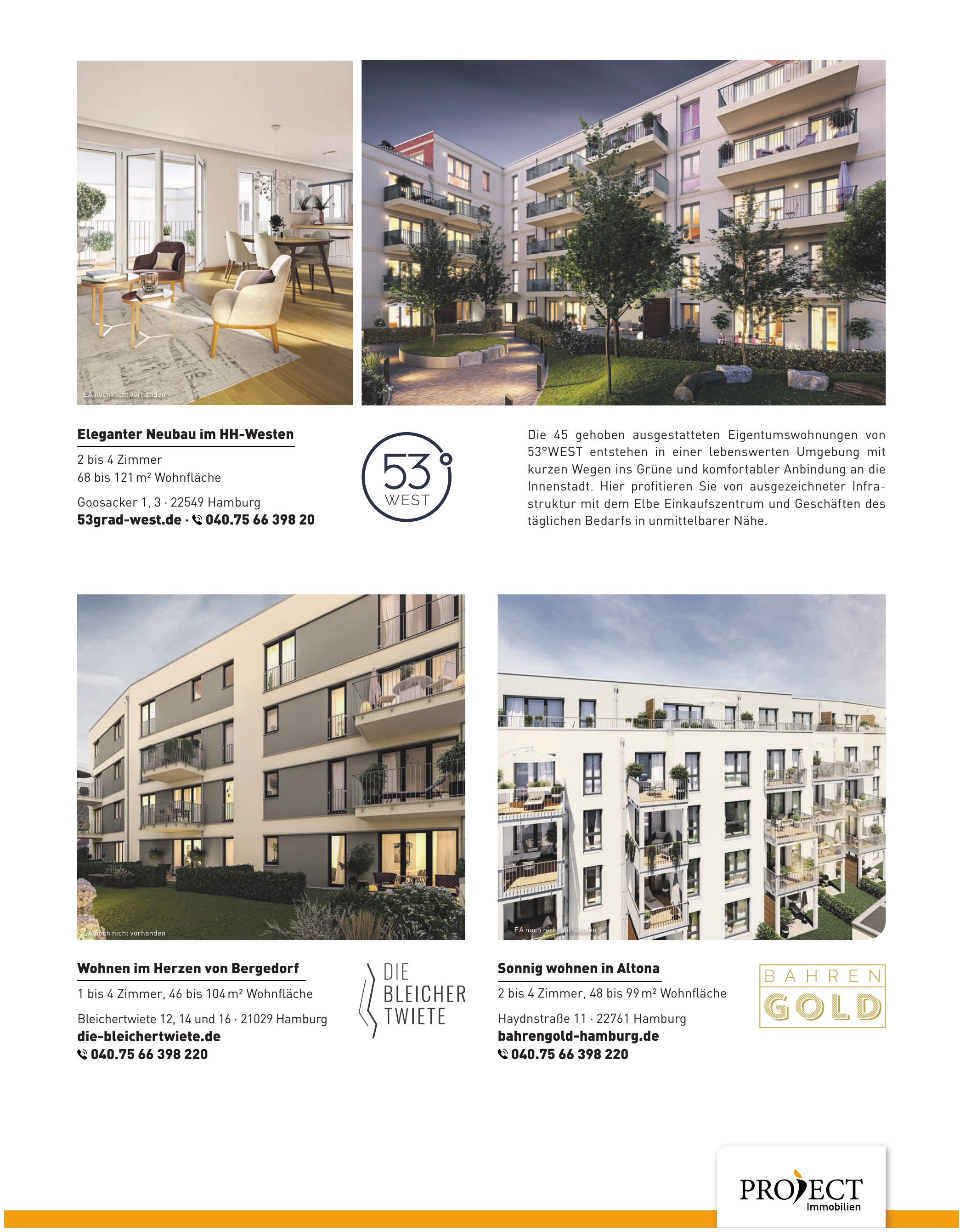 Project Immobilien