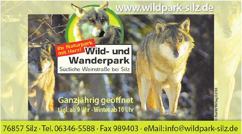Wildpark Silz