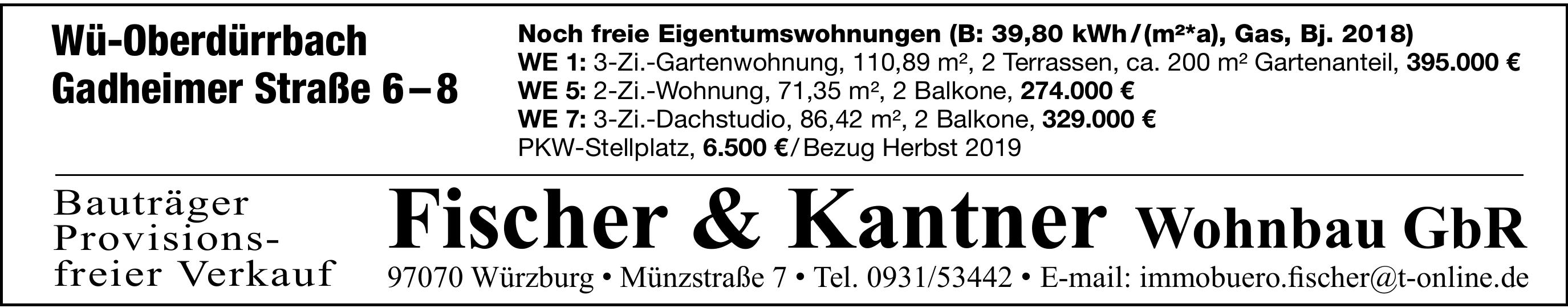 Fischer & Kantner Wohnbau GbR