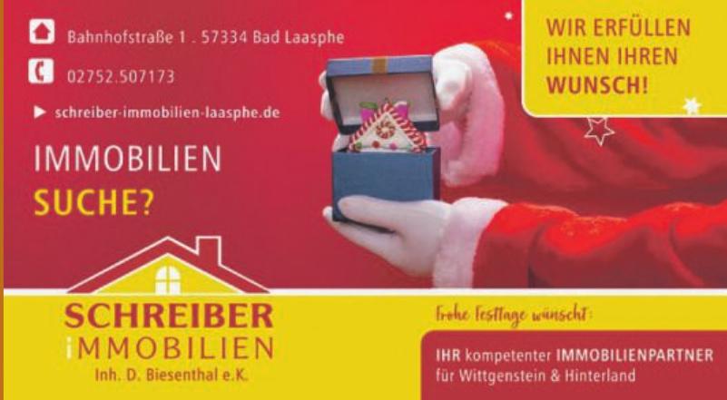 Schreiber Immobilien Inh. Dagmar Biesenthal e .K.