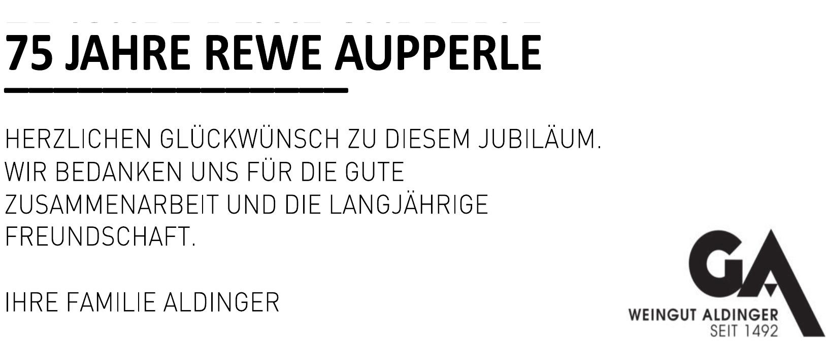 GA Weingut Aldinger