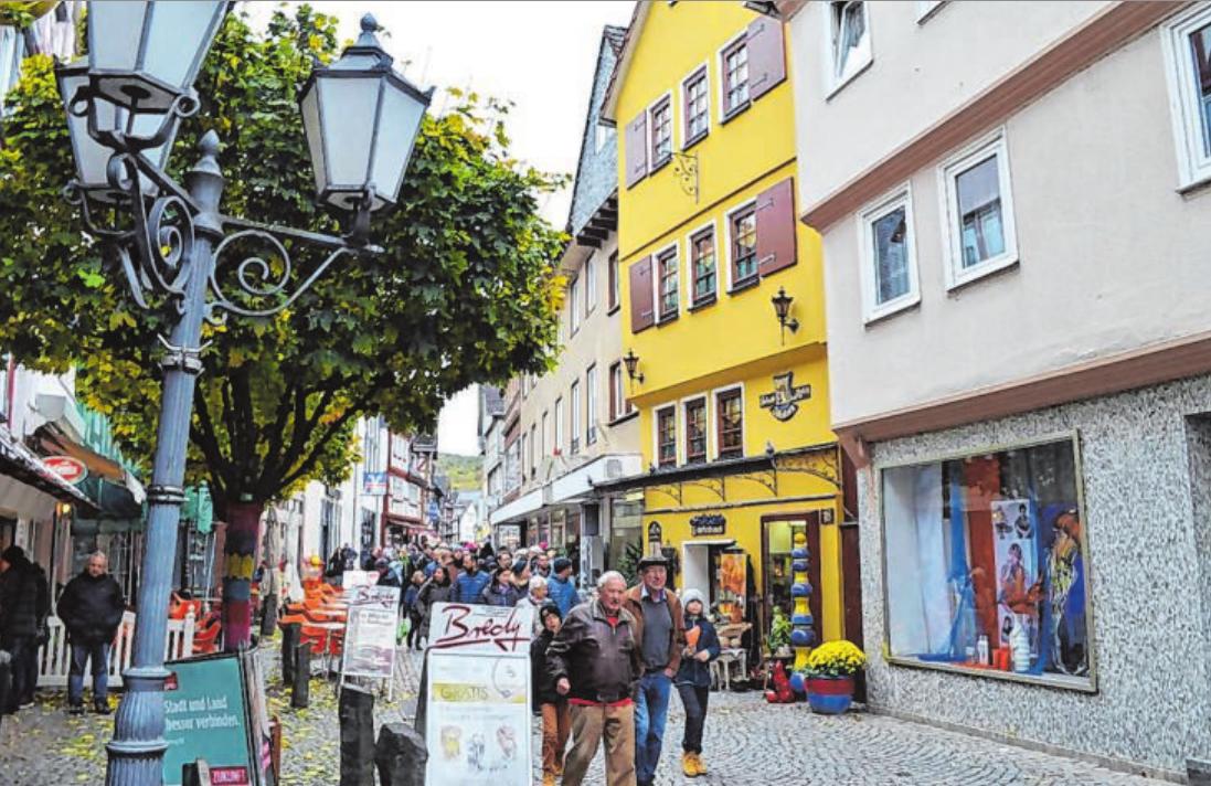 Die Oranienstadt hält über Allerheiligen für ihre Besucher jede Menge verlockender Angebote bereit.