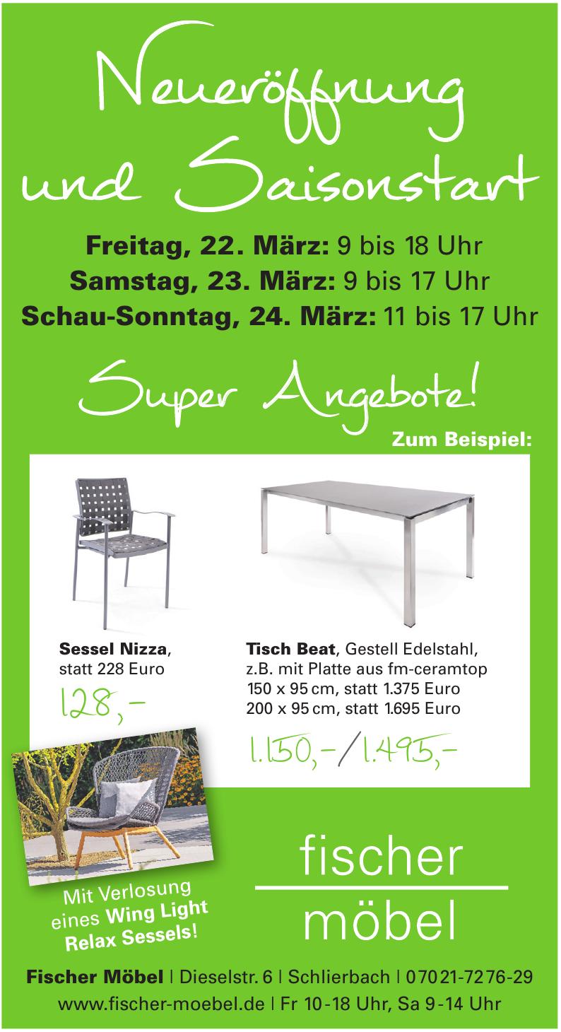 Neuer Outdoor Showroom Bei Fischer Möbel In Schlierbach