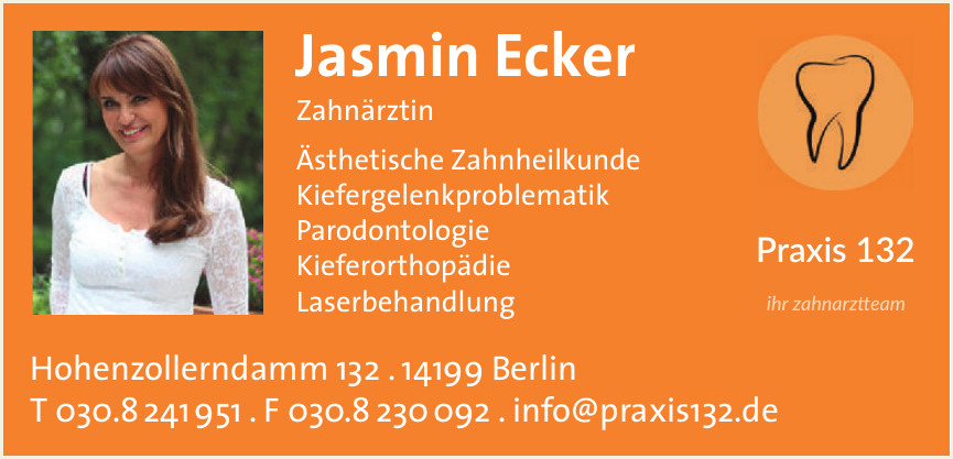 Jasmin Ecker - Zahnärztin
