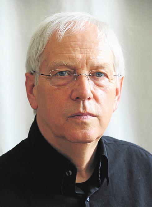 """Reinhard Kuhnert erinnert mit """"Der rote Jud aus Preußen"""" an Kurt Eisner. FOTO: PRIVAT"""
