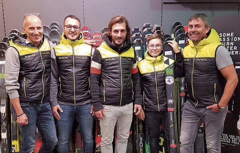 Das Team von Ski Nill freut sich auf viele Besucher.