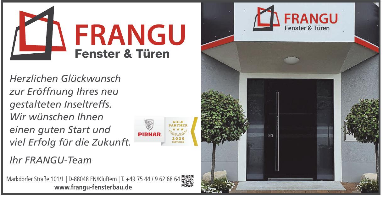 Frangu Fenster & Türen