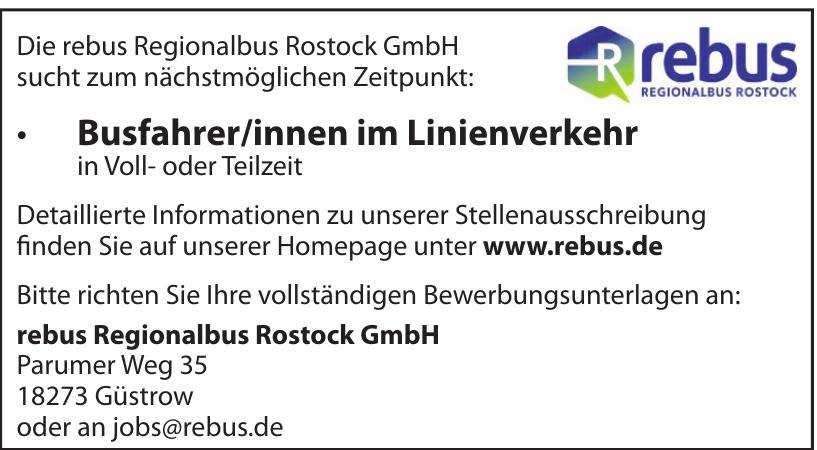 rebus Regionalbus Rostock GmbH