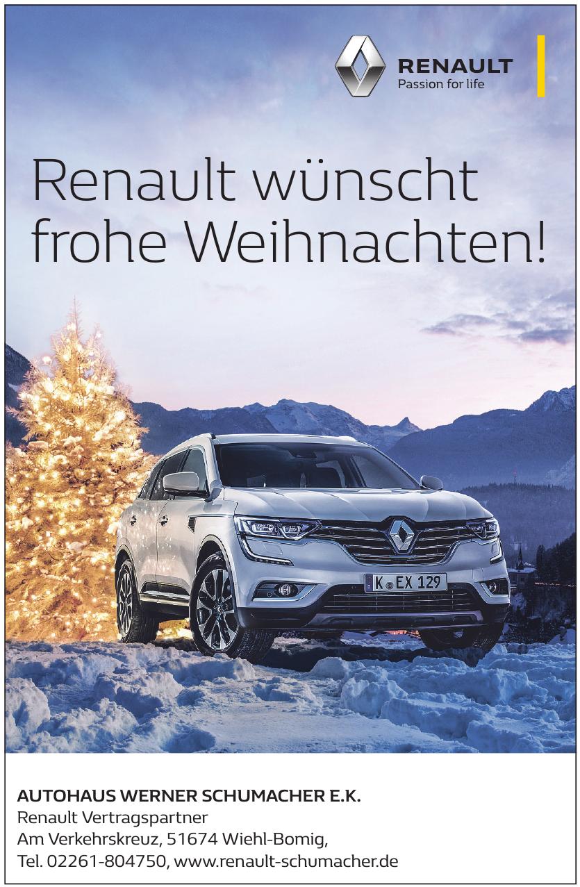 Autohaus Werner Schumacher GmbH