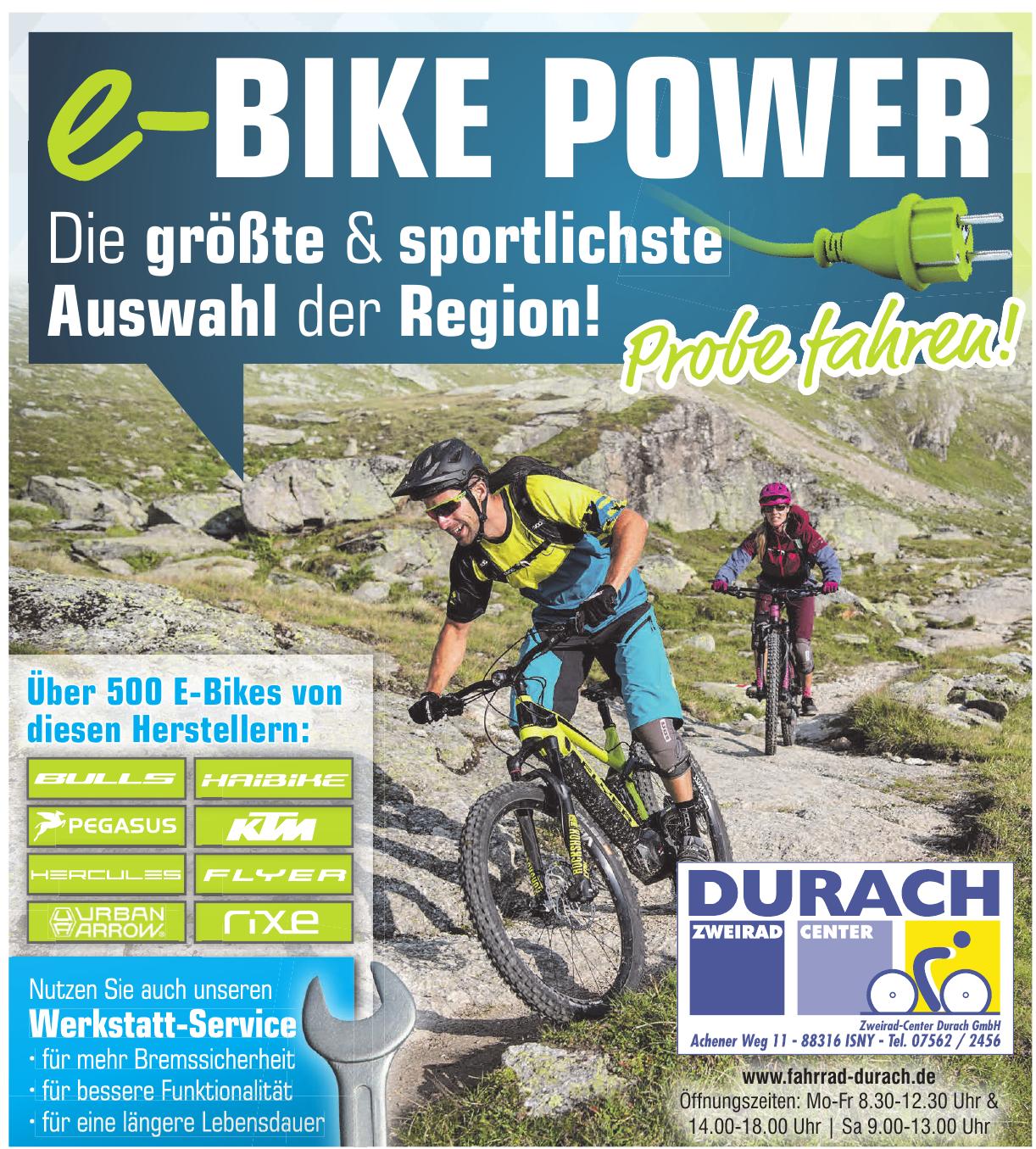 Fahrrad Durach