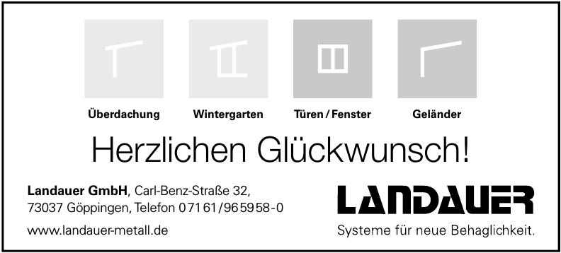 Landauer GmbH