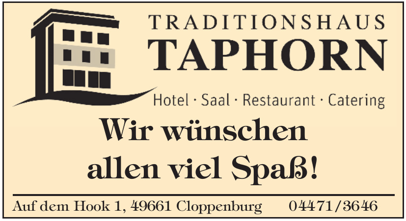 Traditionhaus Taphorn