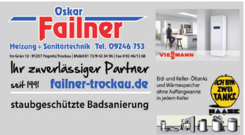 Oskar Failner Heizung+Sanitärtechnik