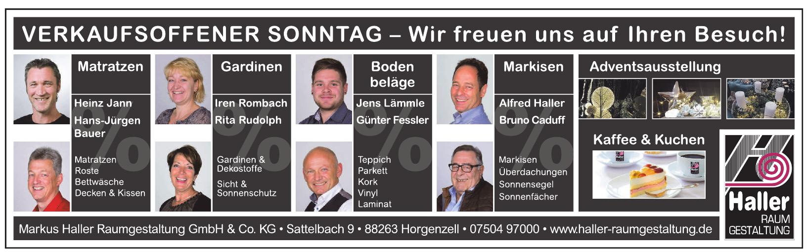 Markus Haller Raumgestaltung GmbH & Co. KG