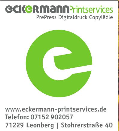 Eckermann Printservices