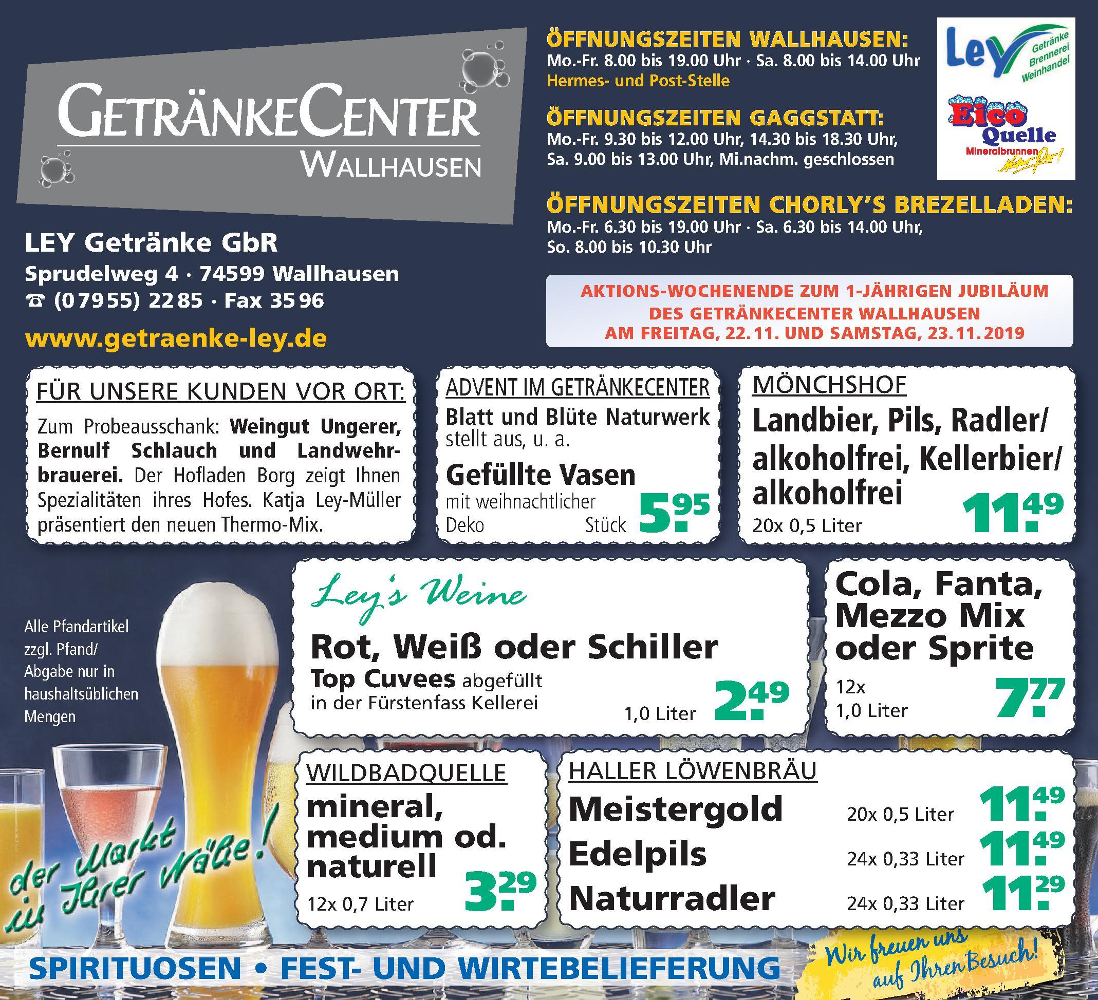 Ley Getränke GBR