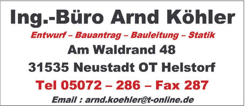 Ing.-Büro Arndt Köhler