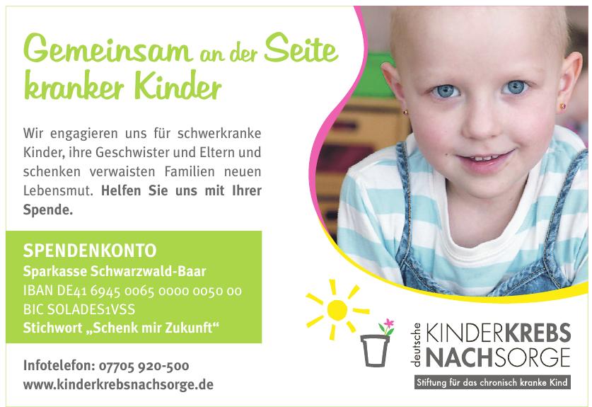 Deutsche Kinderkrebsnachsorge