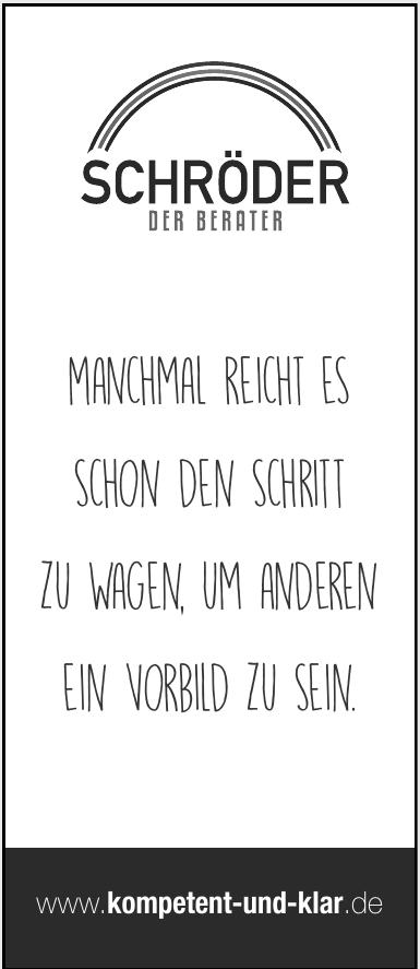Schröder Der Berater