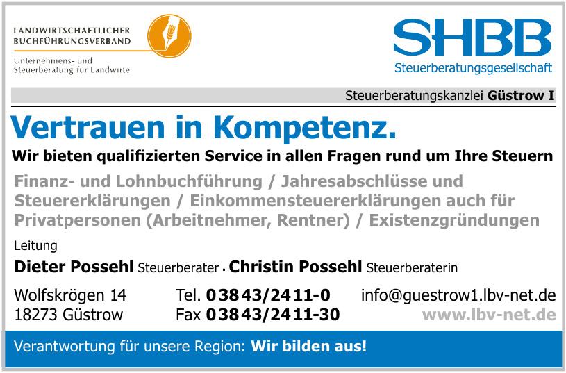 SHBB Steuerberatungsgesellschaft