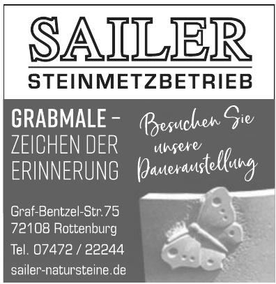 Sailer Steinmetzbetrieb