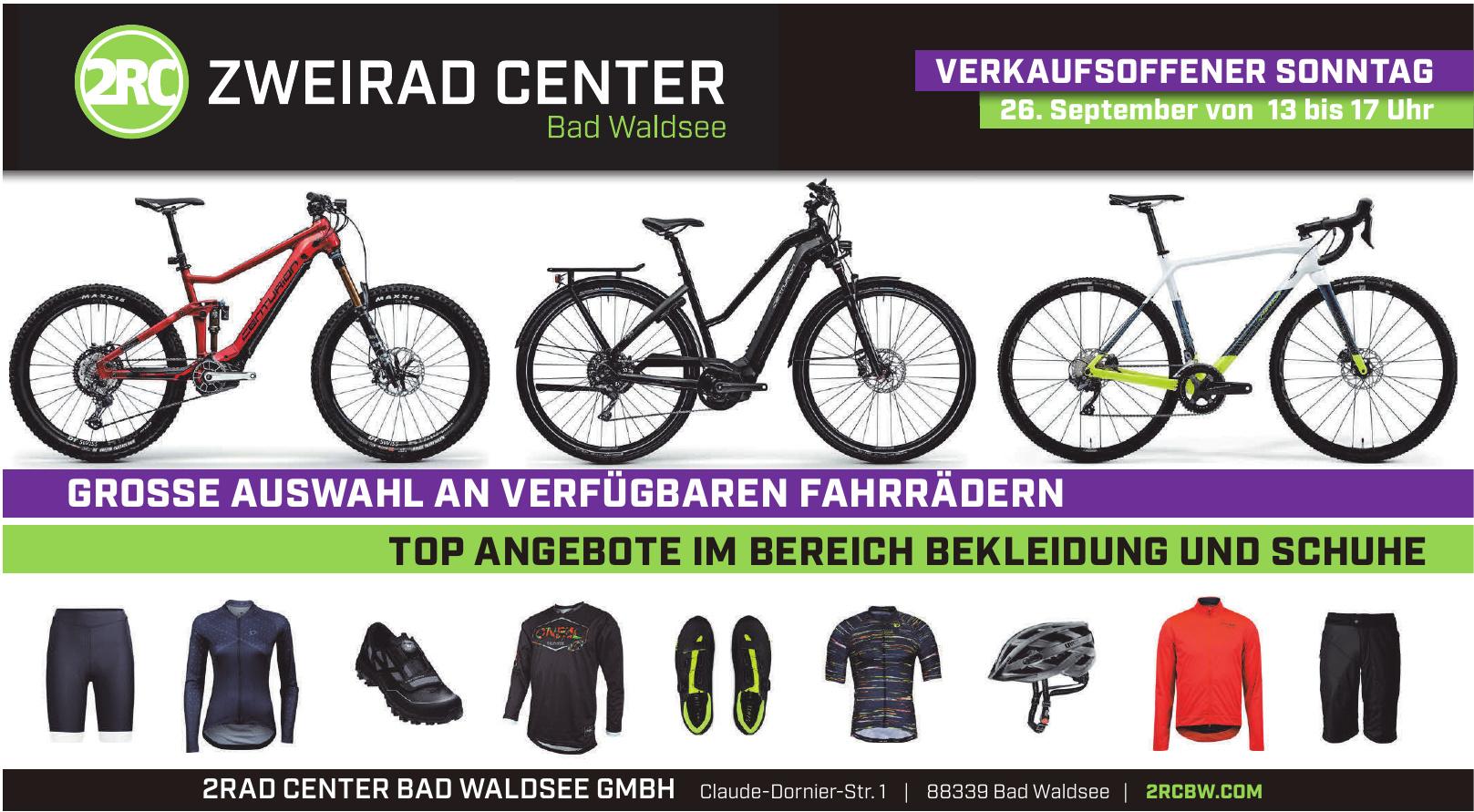 2Rad Center Bad Waldsee GmbH