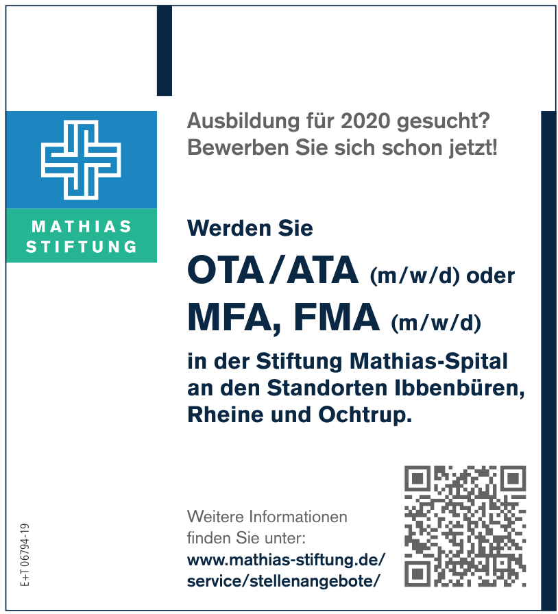 Stiftung Mathias