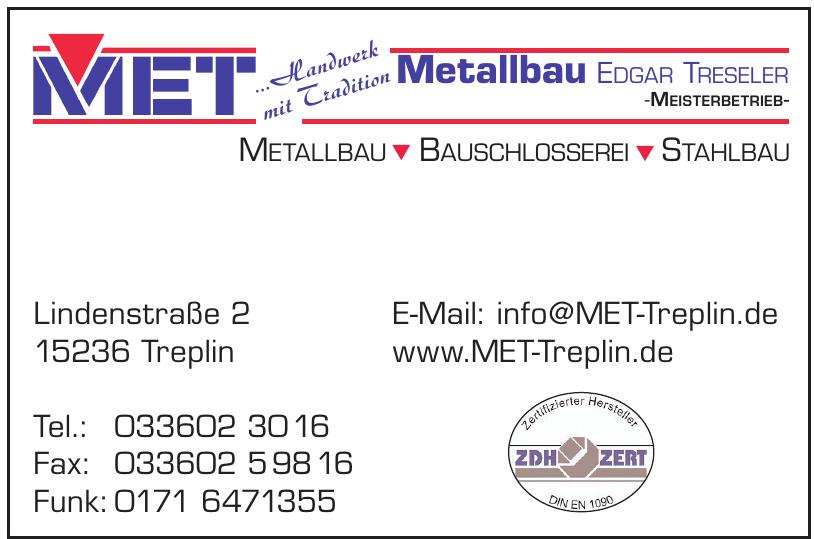 MET Metallbau