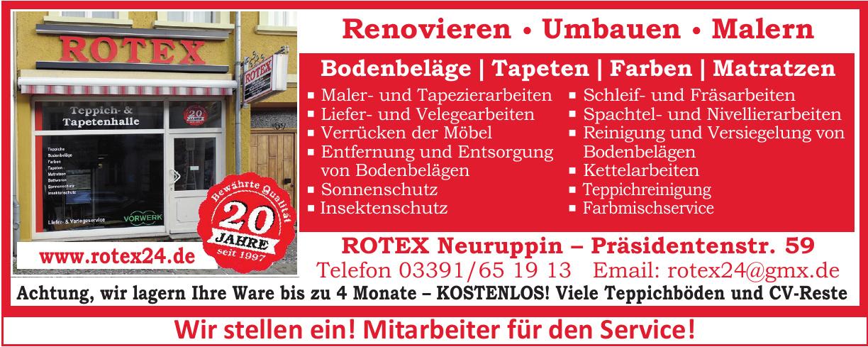 ROTEX Neuruppin