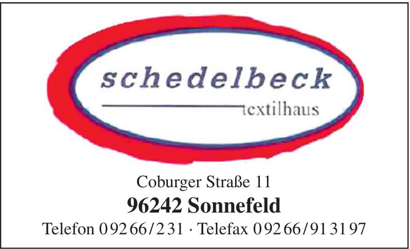 Shedelbeck Textilhaus