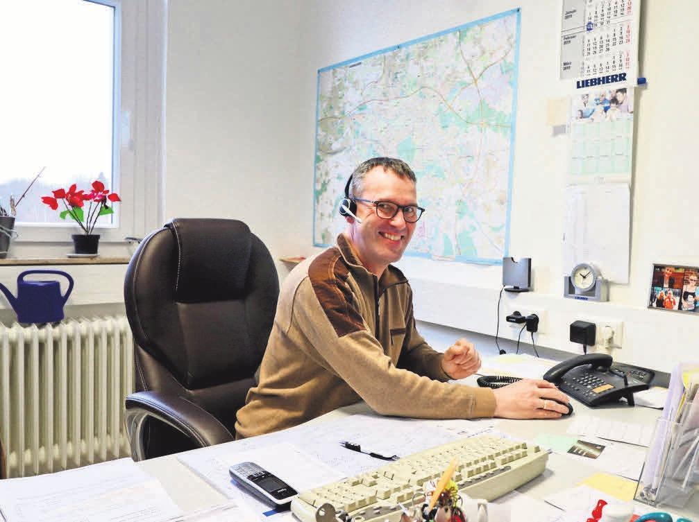 Mit persönlicher Ansprache und exzellentem Service sorgen Oliver Pohlmann und sein Team für zufriedene Kunden.