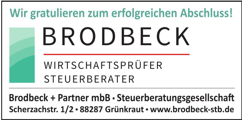 Brodbeck + Partner mbB