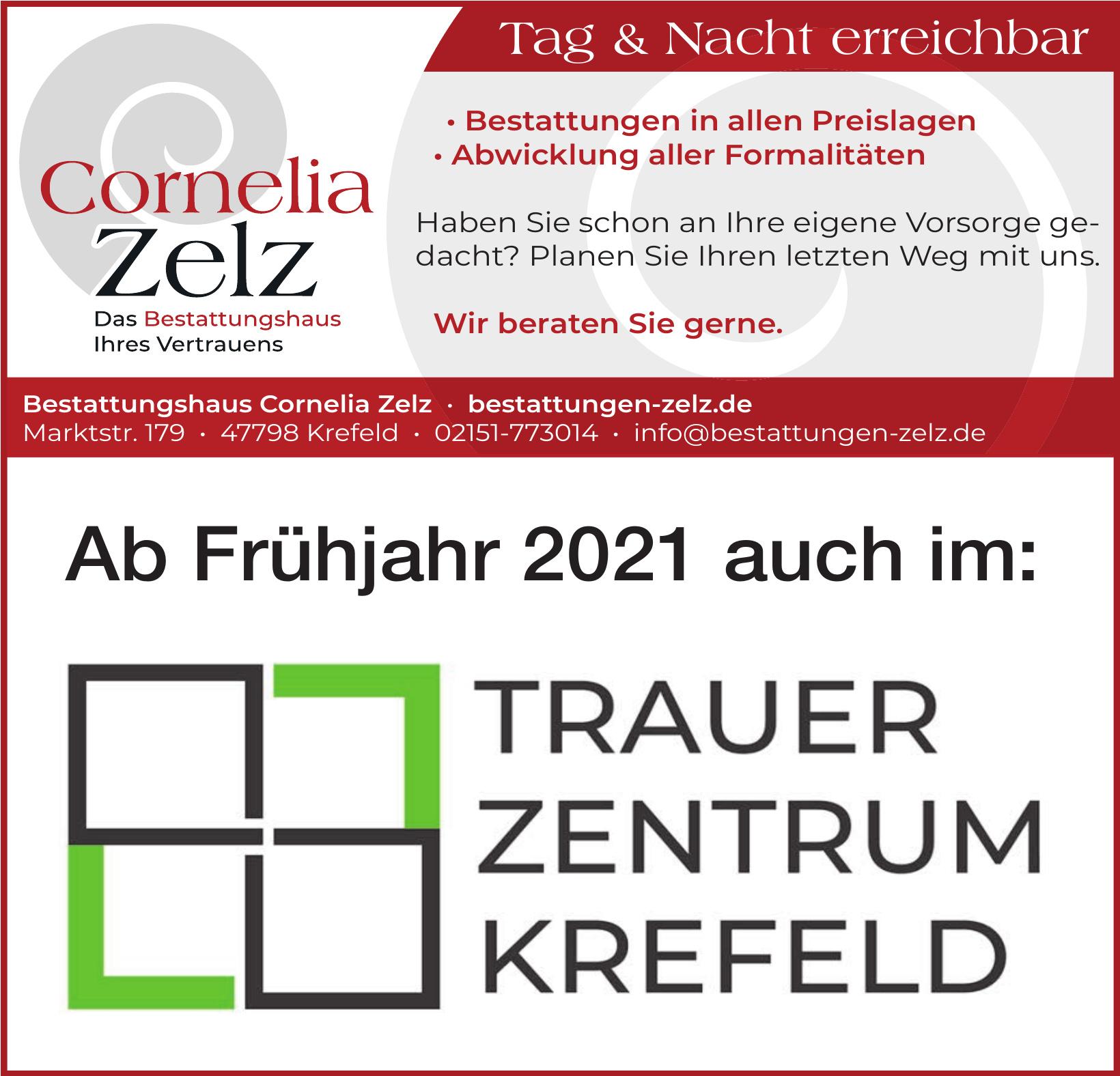 Bestattungshaus Cornelia Zelz