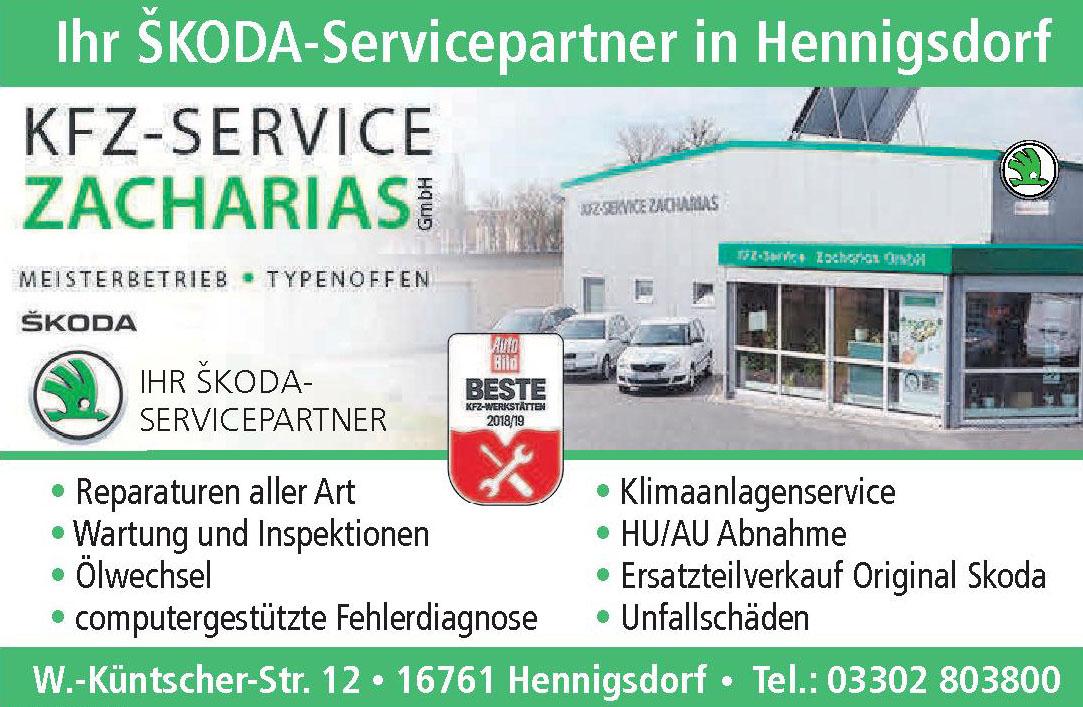 Kfz Service Zacharias GmbH