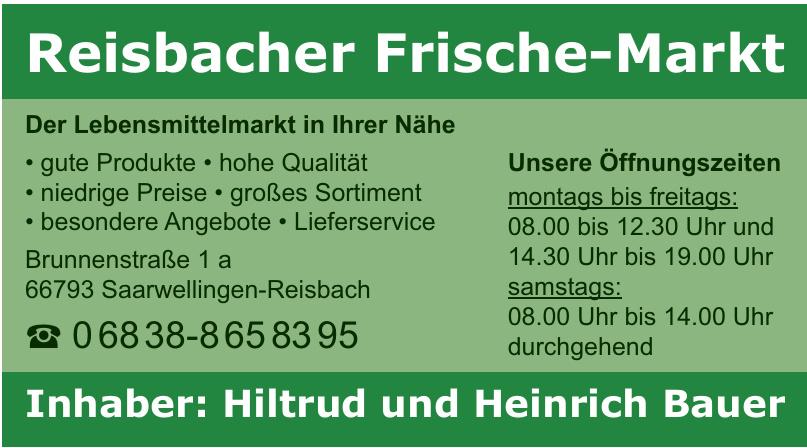 Reisbacher Frische-Markt