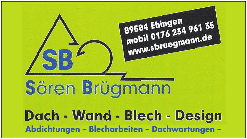 SB Sören Brügmann