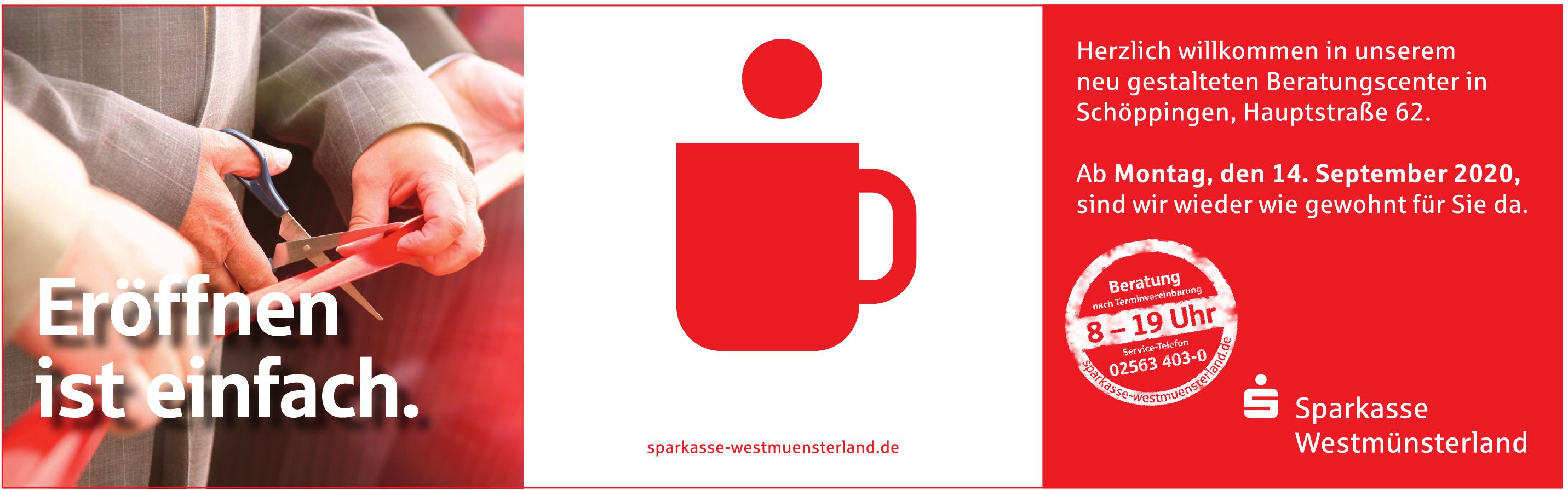 Sparkasse Westmünsterland