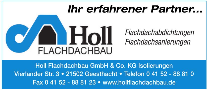 Holl Flachdachbau GmbH & Co. KG Isolierungen