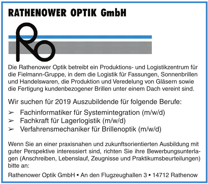 Rathenower Optik GmbH