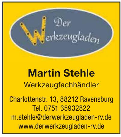 Der Werkzeugladen Martin Stehle