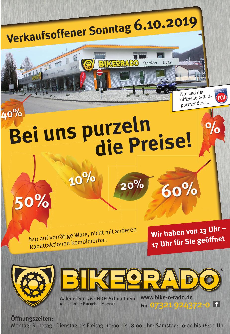 Bike o Rado