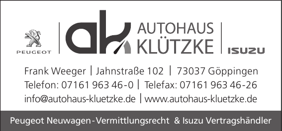 Autohaus Klützke